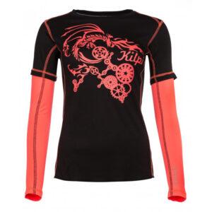 Explosion-w camiseta funcional negra