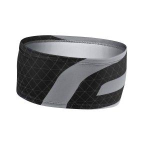 Headband FIT negro gris