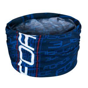 Multifunctional scarf azul